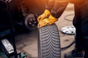 Tyre Garage in Newport